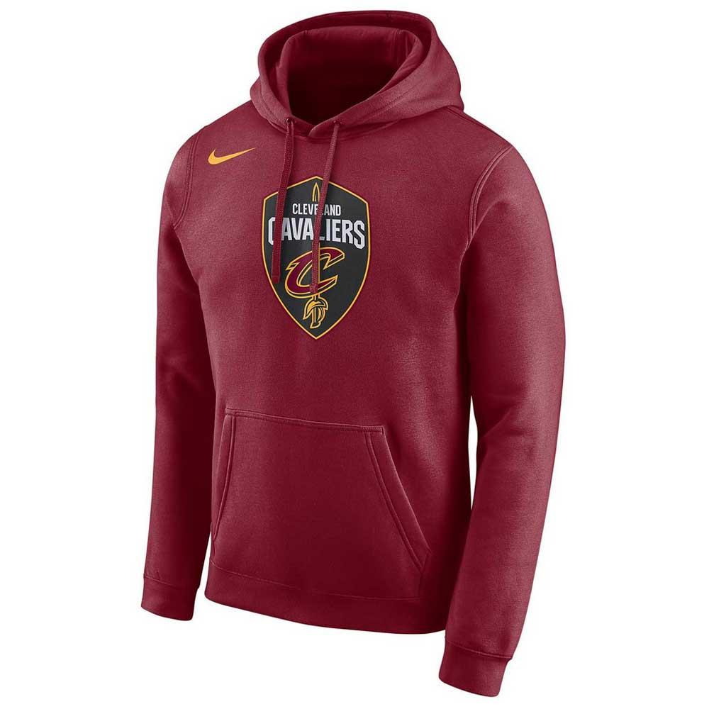 Nike Cleveland Cavaliers Logo Essential Hooded Pullover
