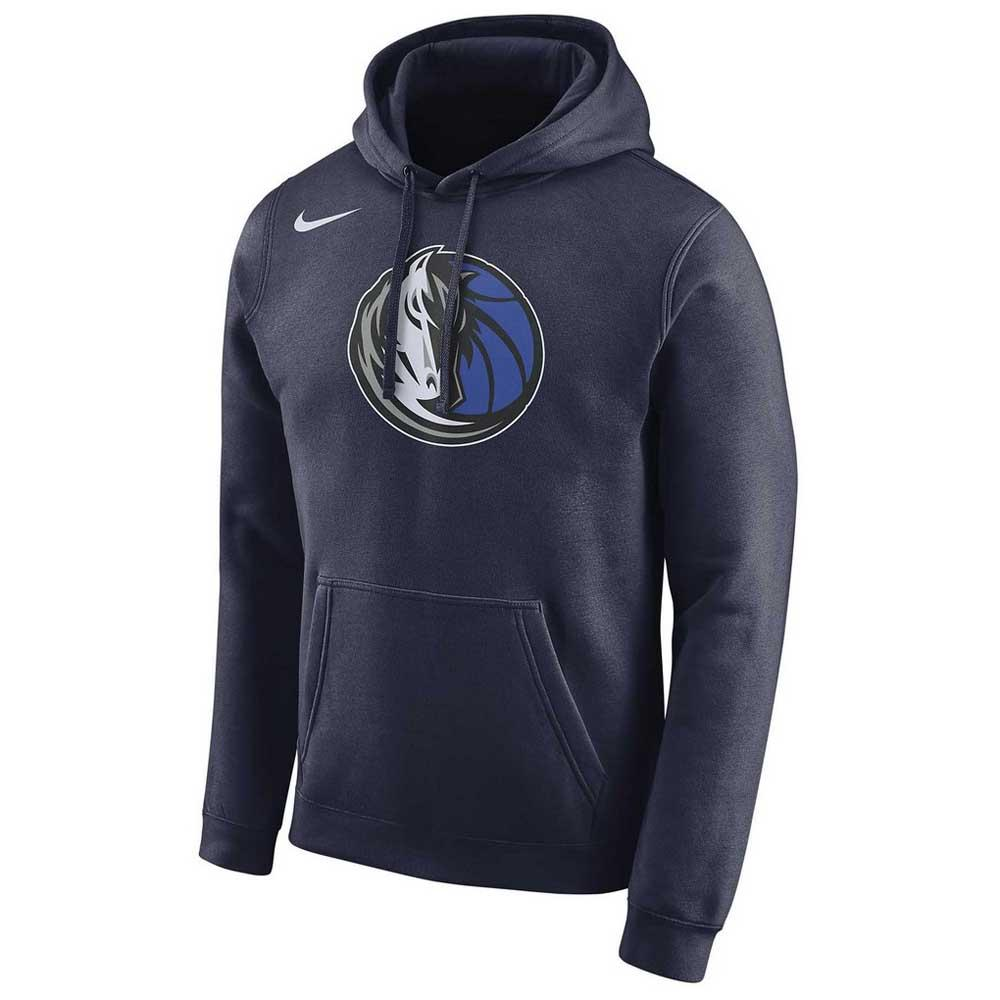 Nike Dallas Mavericks Logo Essential Hooded Pullover