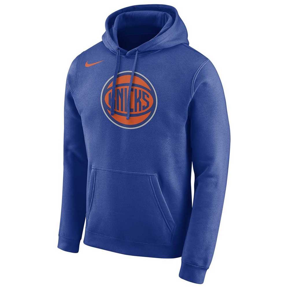 Nike New York Knicks Logo Essential Hooded Pullover