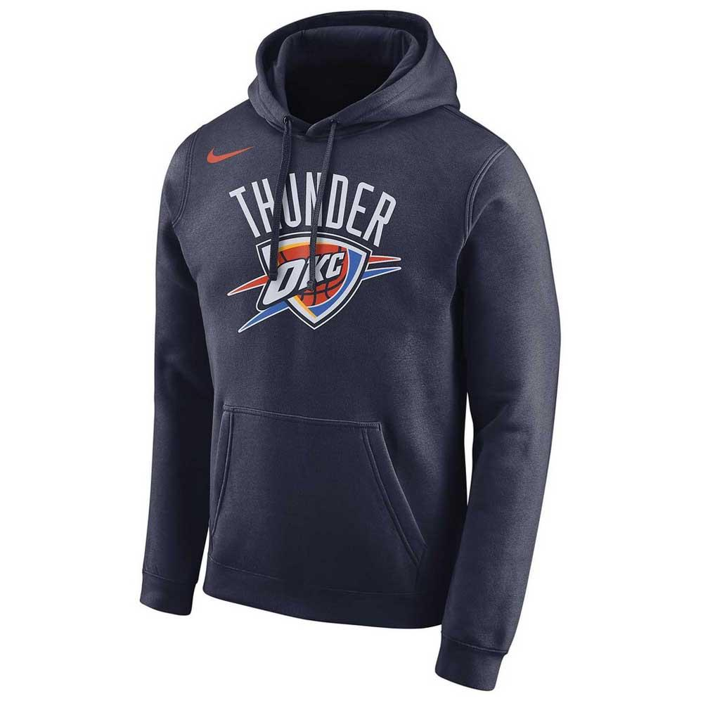Nike Oklahoma City Thunder Logo Essential Hooded Pullover