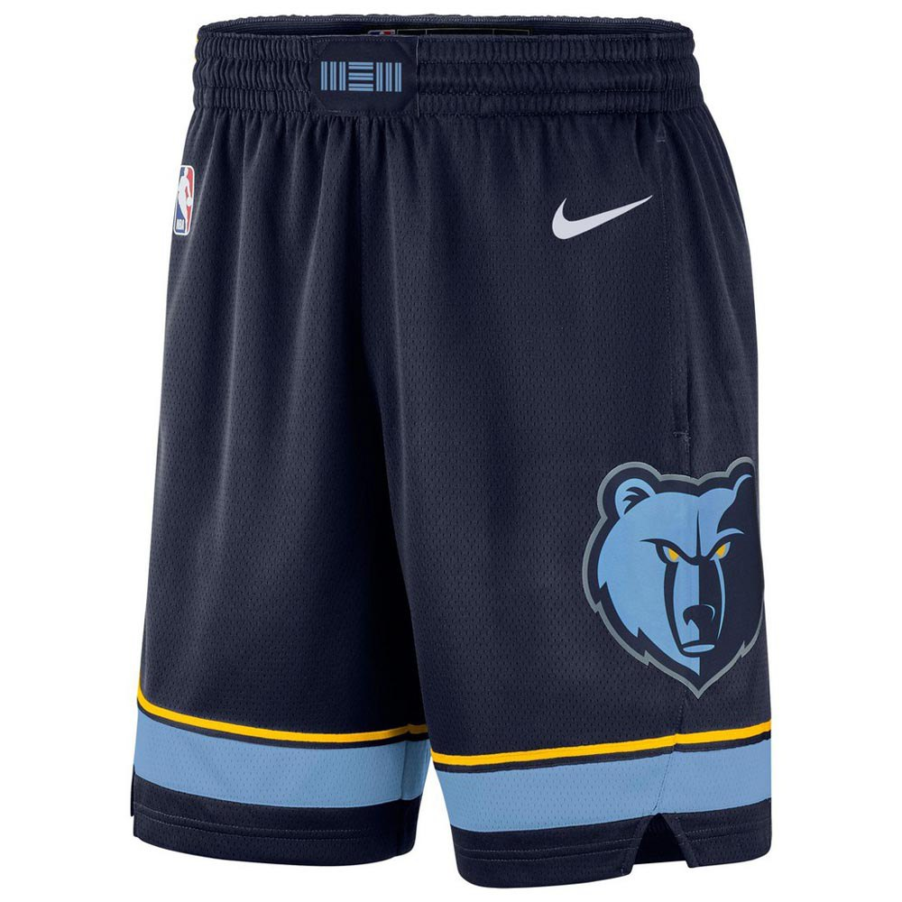 Nike Memphis Grizzlies Swingman Road Shorts