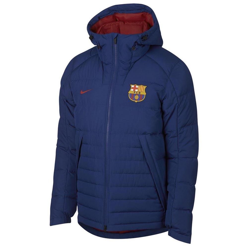 Nike FC Barcelona Dow Fill Crew Hooded Jacket