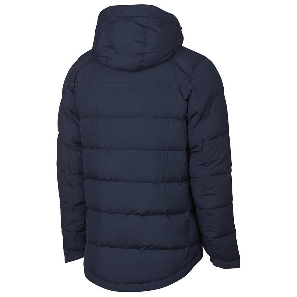 Nike Manchester City FC Dow Fill Crew Hooded Jacket