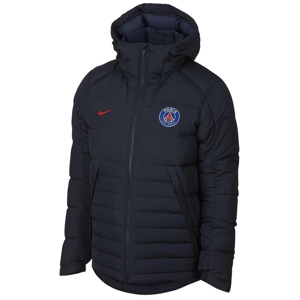 Nike Paris Saint Germain Dow Fill Crew Hooded Jacket