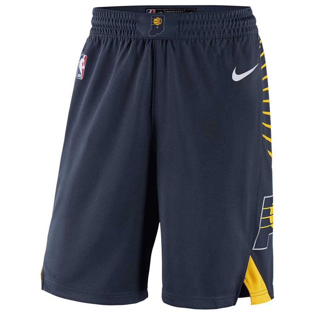 Nike Indiana Pacers Swingman Road Shorts