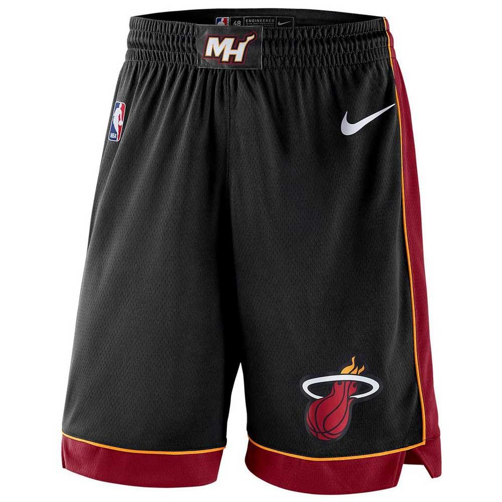 Nike Miami Heat Swingman Road Shorts