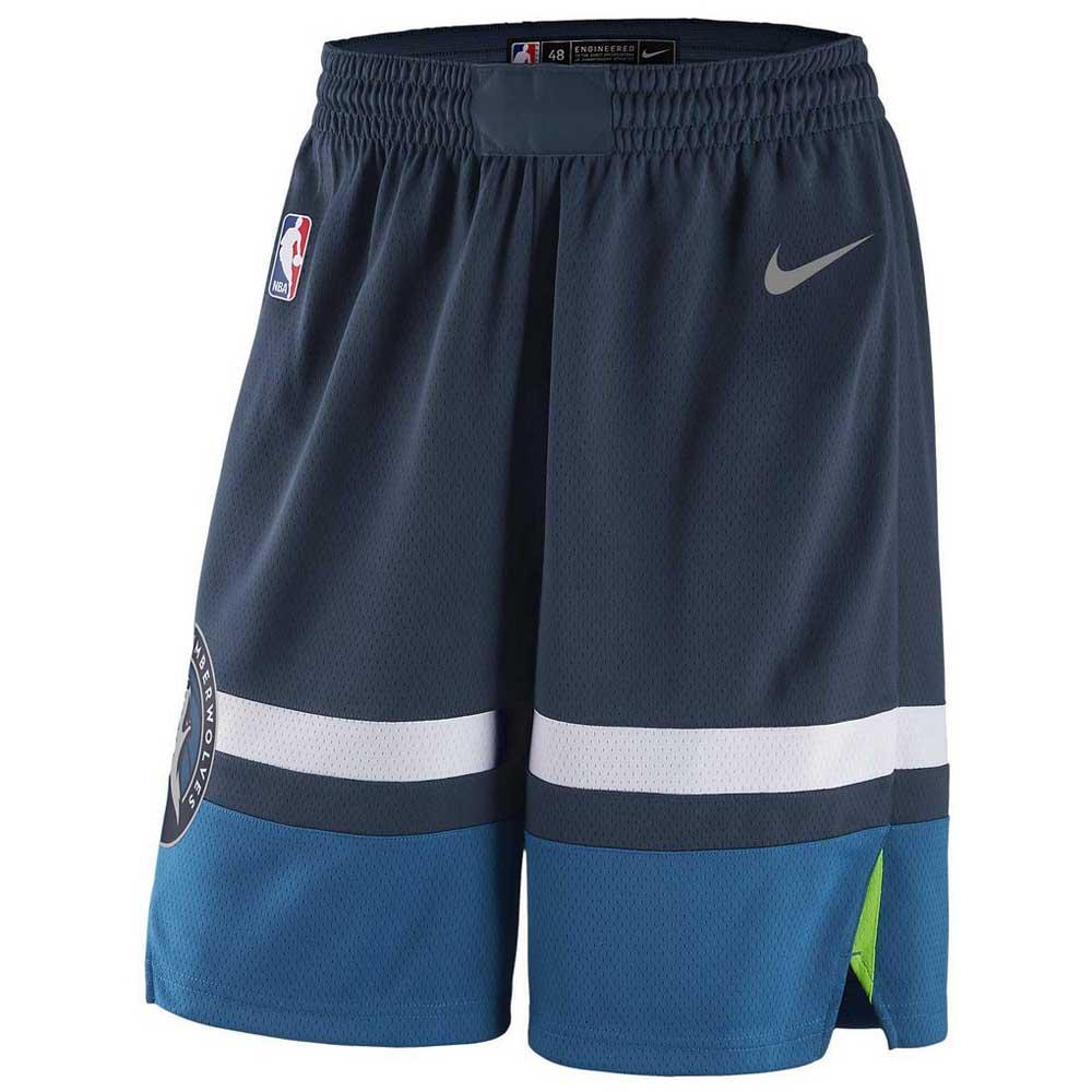 Nike Minnesota Timberwolves Swingman Road Shorts