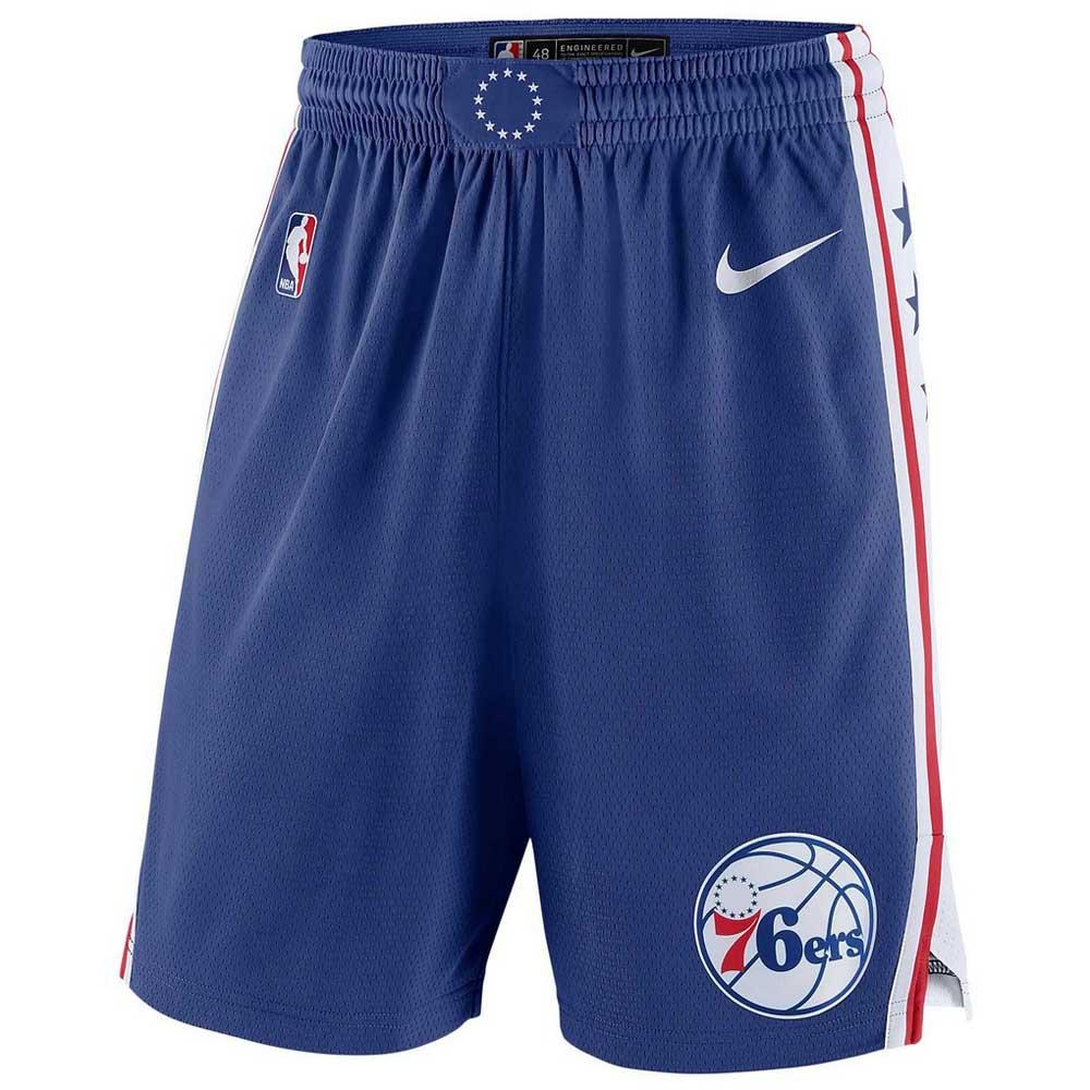 Nike Philadelphia 76ers Swingman Road Shorts
