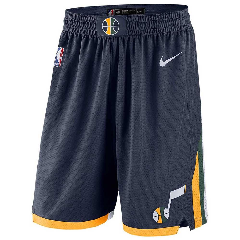 Nike Utah Jazz Swingman Road Shorts