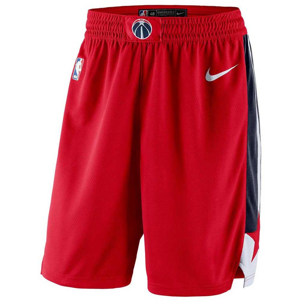 Nike Washington Wizards Swingman Road Shorts