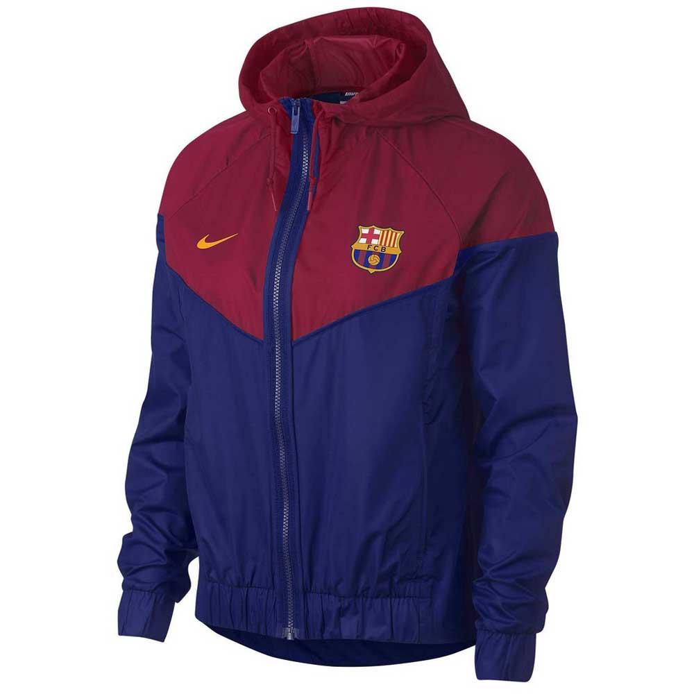 Nike FC Barcelona Windrunner Jacket Woman