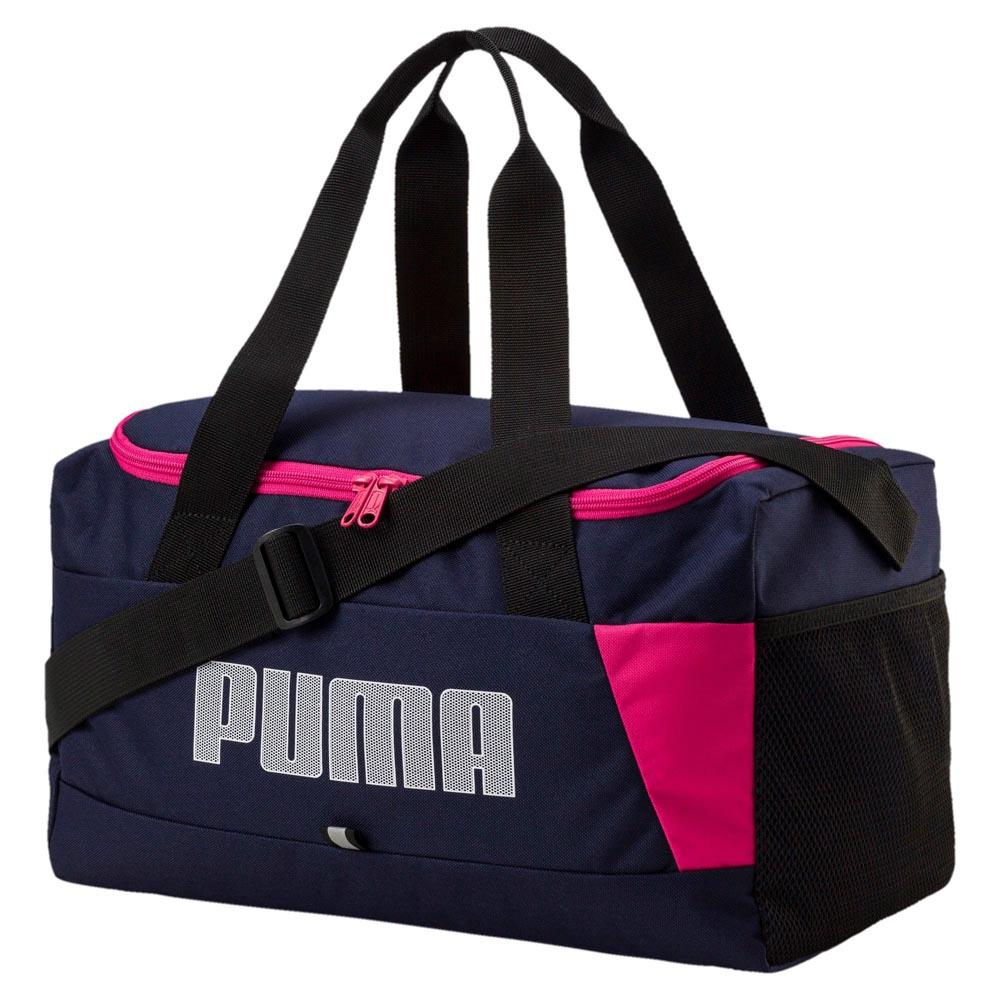 1e50bb2aa8d Puma Fundamentals Sportsbag XS II Blue buy and offers on Goalinn