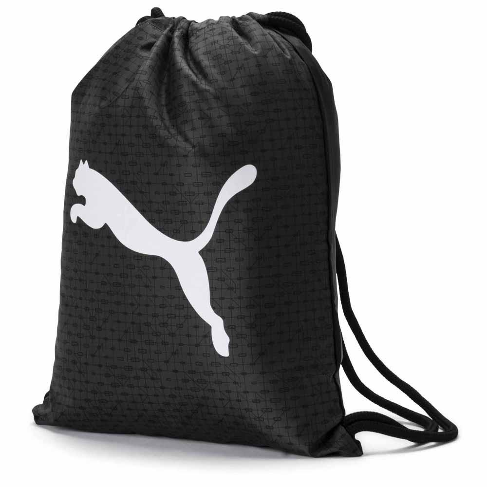 7104bffb086d Puma Beta Gymsack Black buy and offers on Goalinn