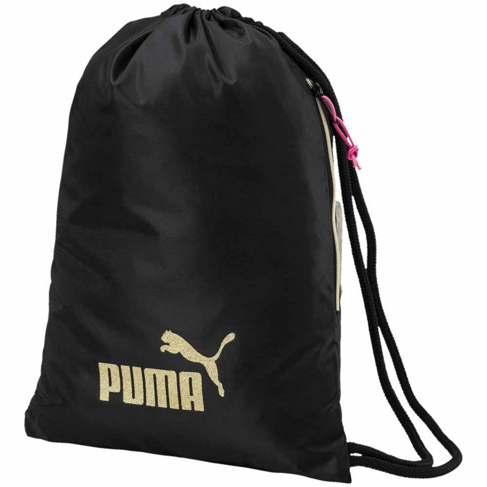 09540982daf5 Puma Core Gymsack Preto comprar e ofertas na Goalinn