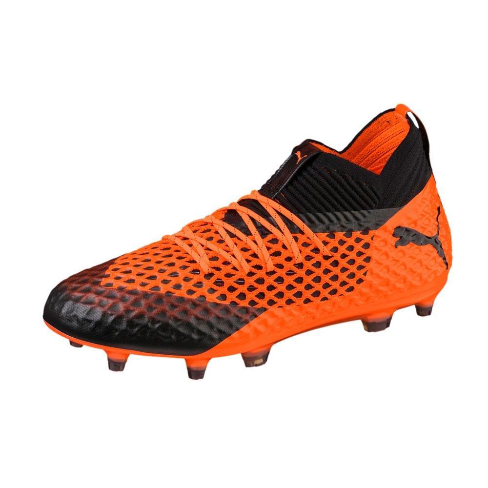37f49b03036bea Puma Future 2.1 Netfit FG AG Orange buy and offers on Goalinn