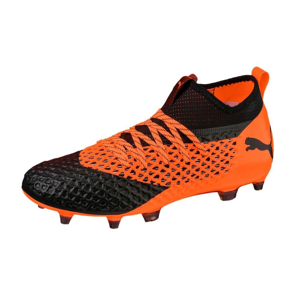 83777e92932 Puma Future 2.2 Netfit Mx FG AG Orange buy and offers on Goalinn