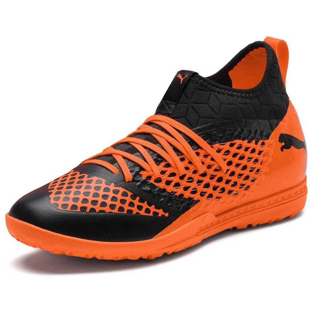 217445420fe Puma Future 2.3 Netfit TT Orange buy and offers on Goalinn