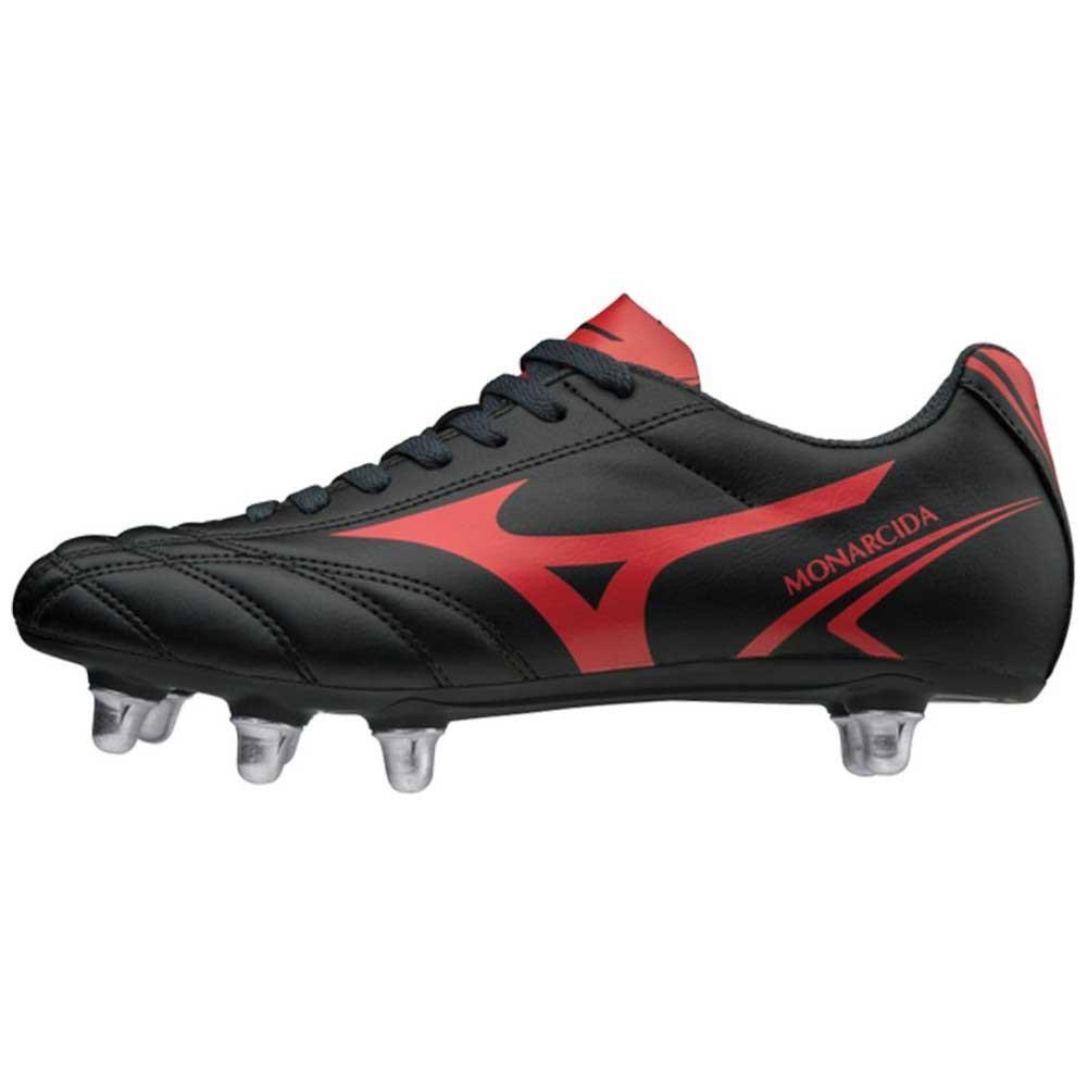 2cf5610b93ee Mizuno Monarcida SI Black buy and offers on Goalinn