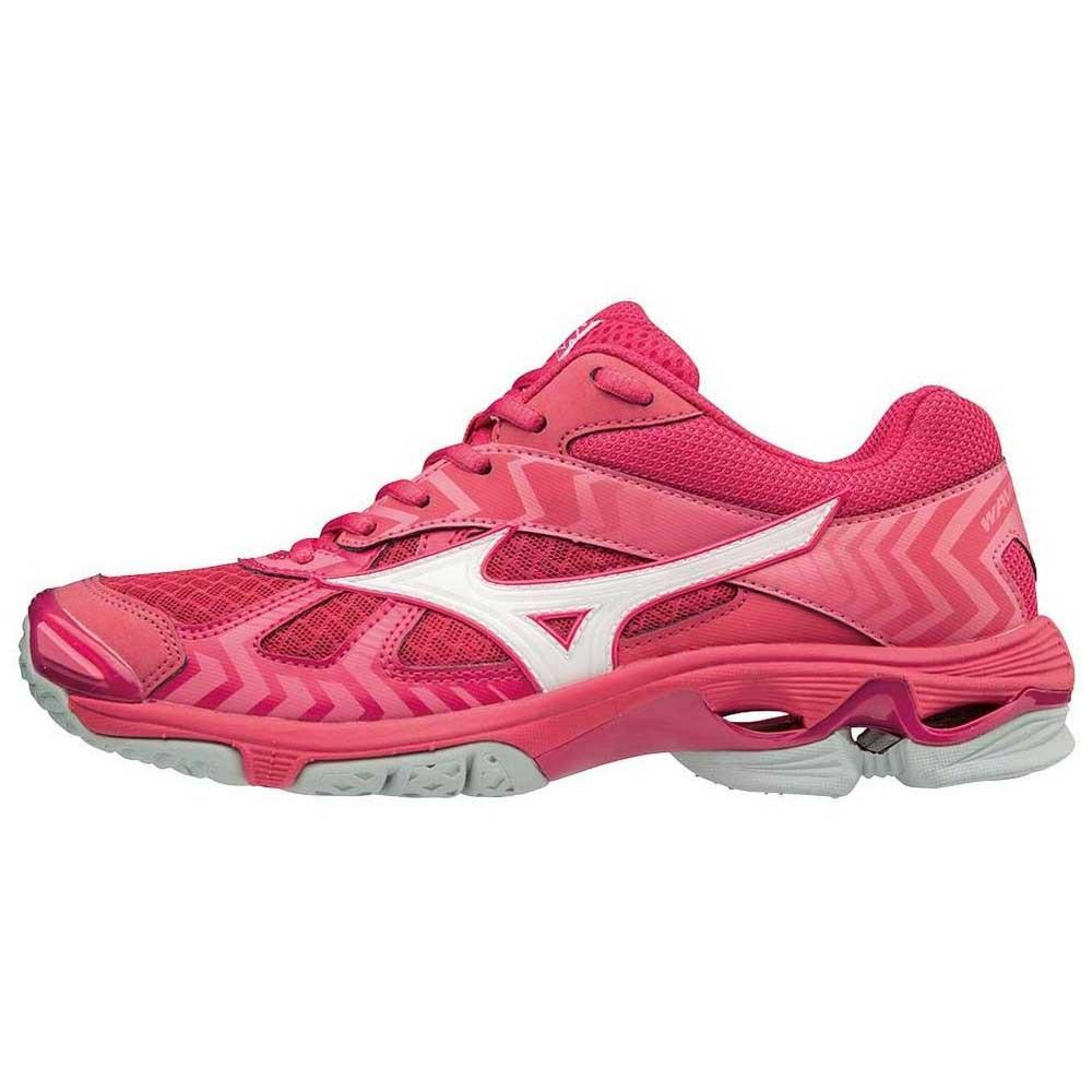 82e673af091 Mizuno Wave Bolt 7 Pink buy and offers on Goalinn