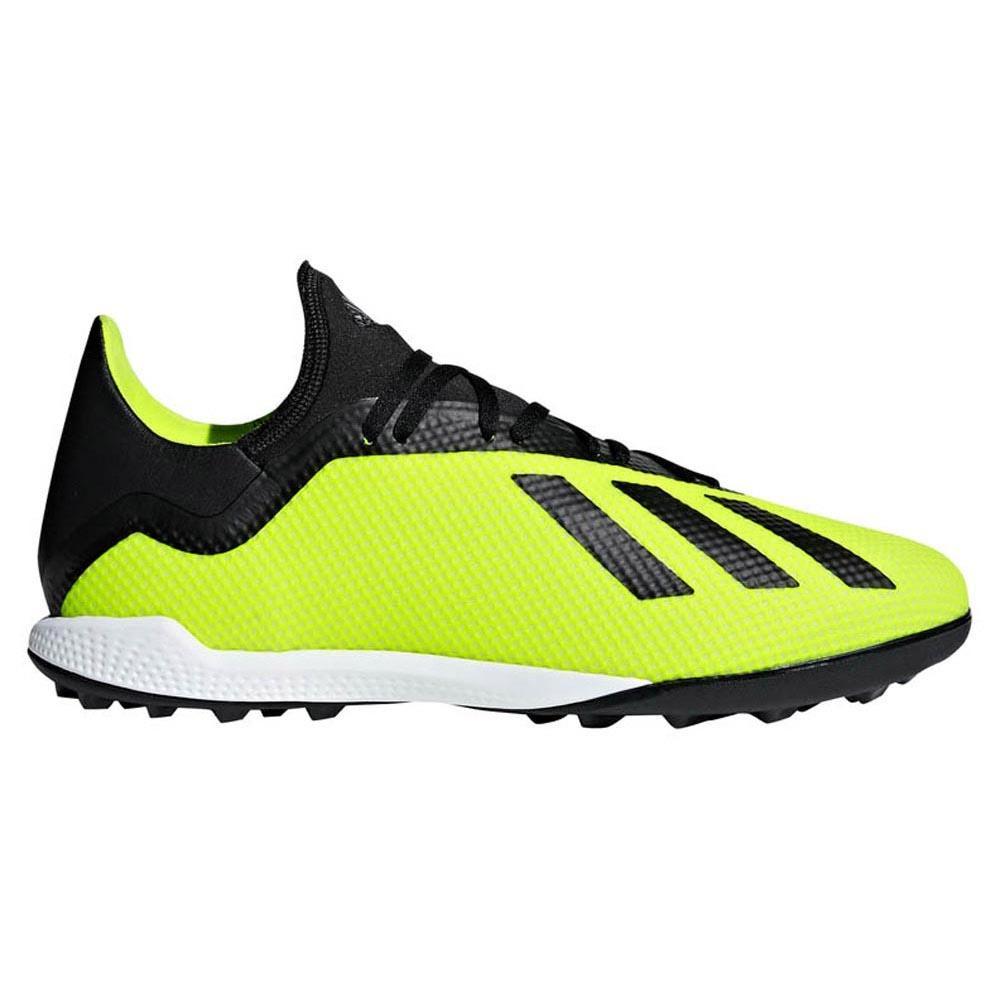 adidas X Tango 18.3 TF Football Boots Yellow, Goalinn