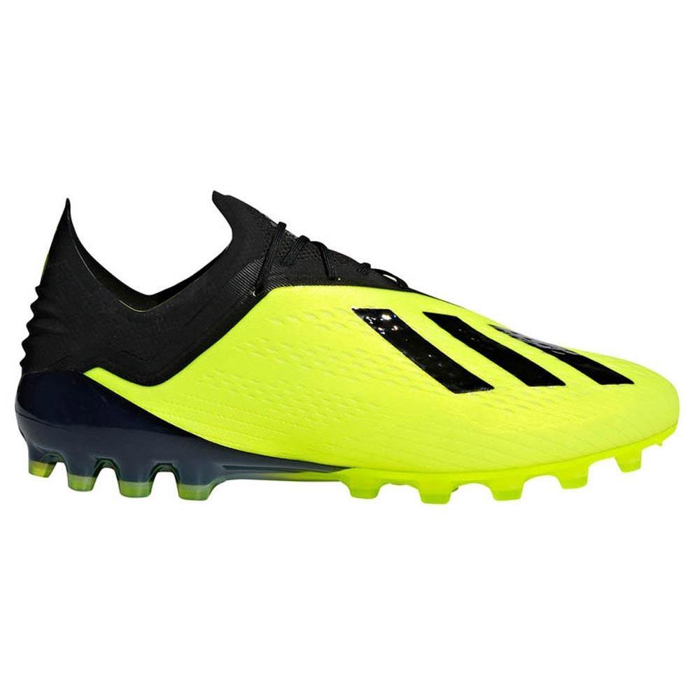 adidas X 18.1 AG, Botas de fútbol para Hombre