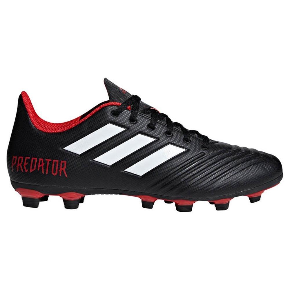 adidas Predator 18.4 FXG Black buy and