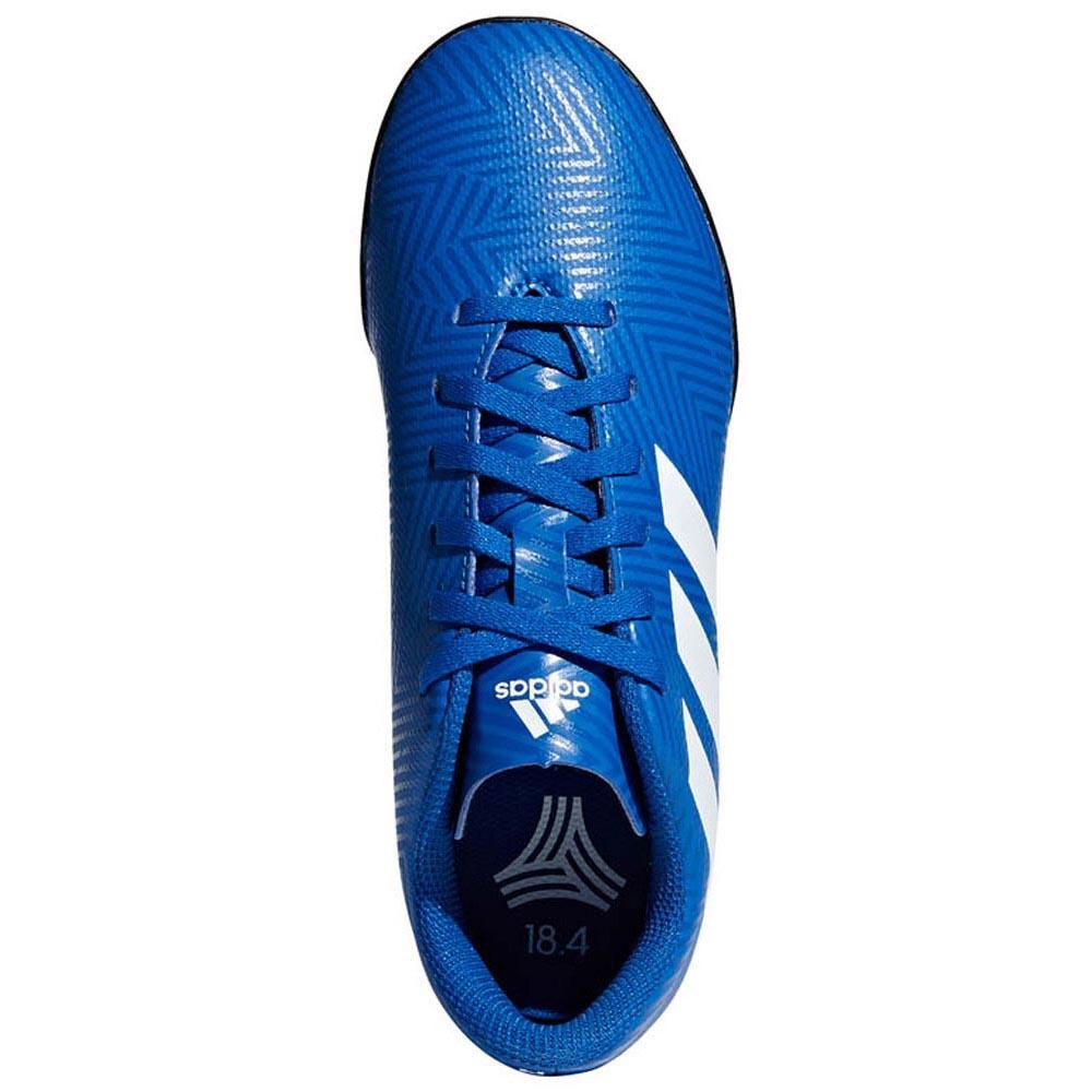 Intentar proteccion Cliente  adidas Nemeziz Tango 18.4 TF Blue buy and offers on Goalinn