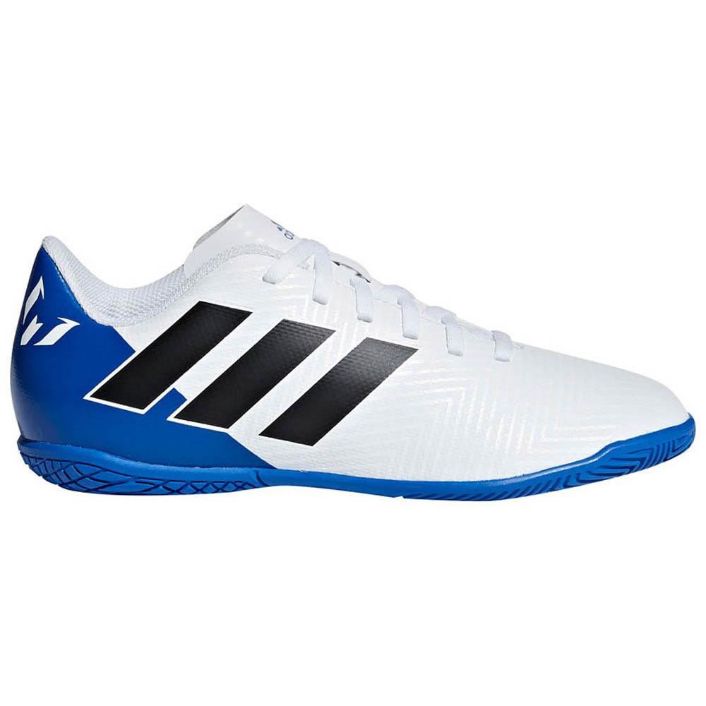 more photos 221a9 6de02 adidas Nemeziz Messi Tango 18.4 IN White, Goalinn