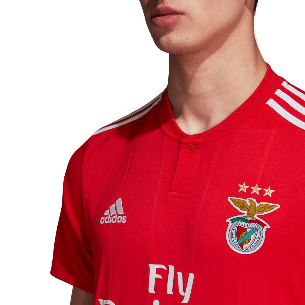 buy popular af63d 75638 adidas SL Benfica Home 18/19 Red buy and offers on Goalinn
