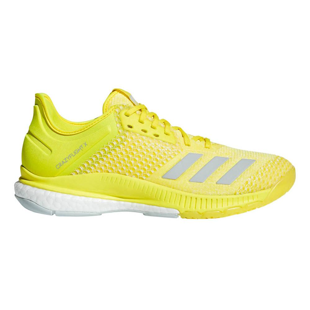 new styles c2c4a 736e8 adidas Crazyflight X 2 Yellow buy and offers on Goalinn