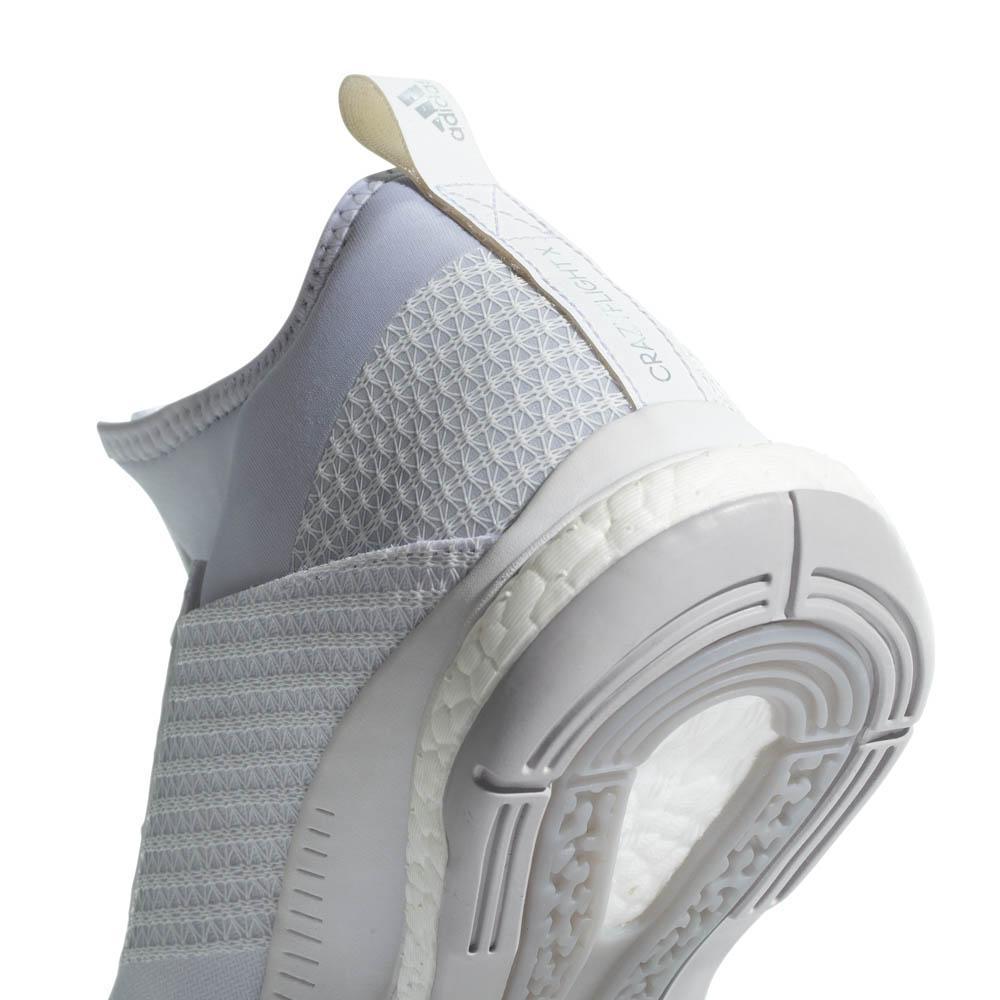 adidas Crazyflight X 2 Mid White buy and offers on Goalinn