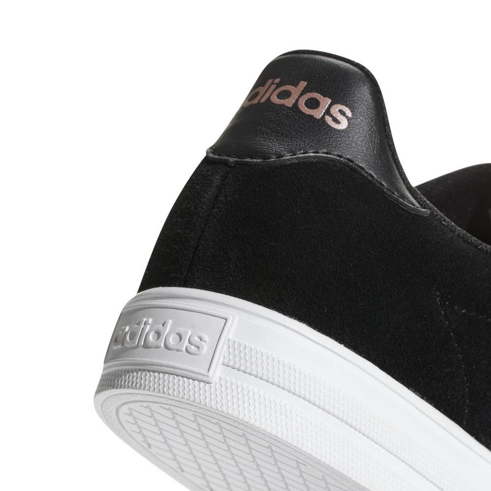 4d60e701654 adidas Daily 2.0 Black buy and offers on Goalinn