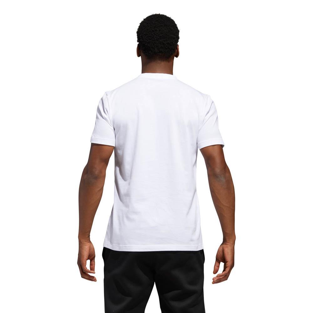 adidas Dame Logo Hvit kjøp og tilbud, Goalinn T skjorter