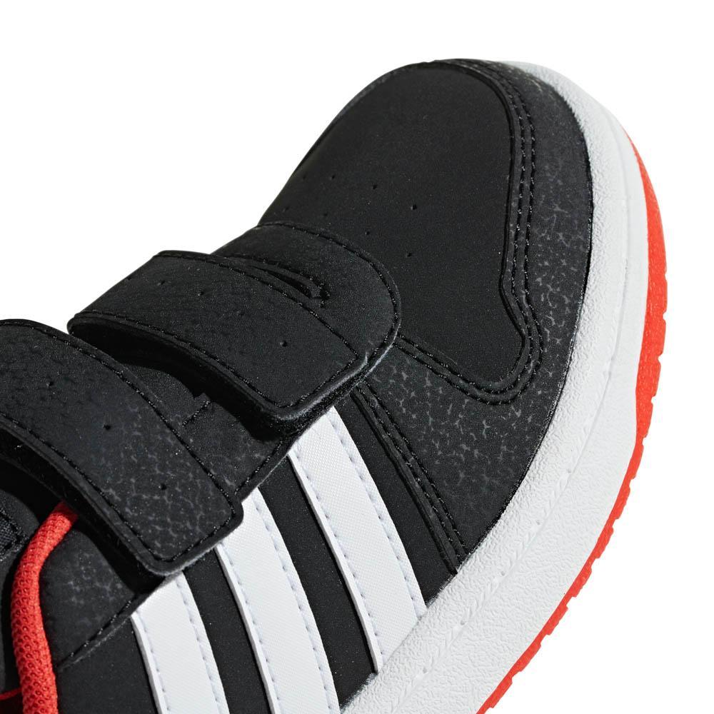 adidas Hoops 2.0 CMF Child Black buy and offers on Goalinn