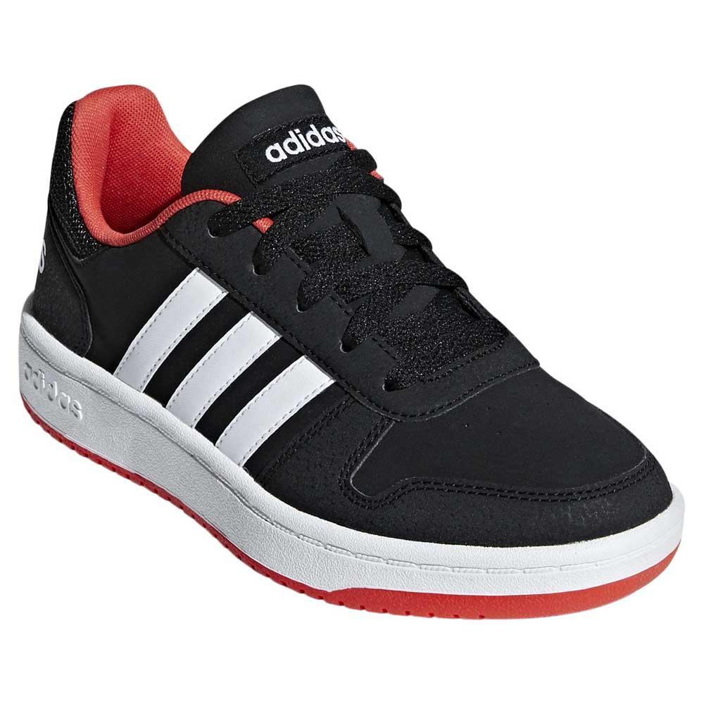 adidas Hoops 2.0 Enfant Noir acheter et offres sur Goalinn