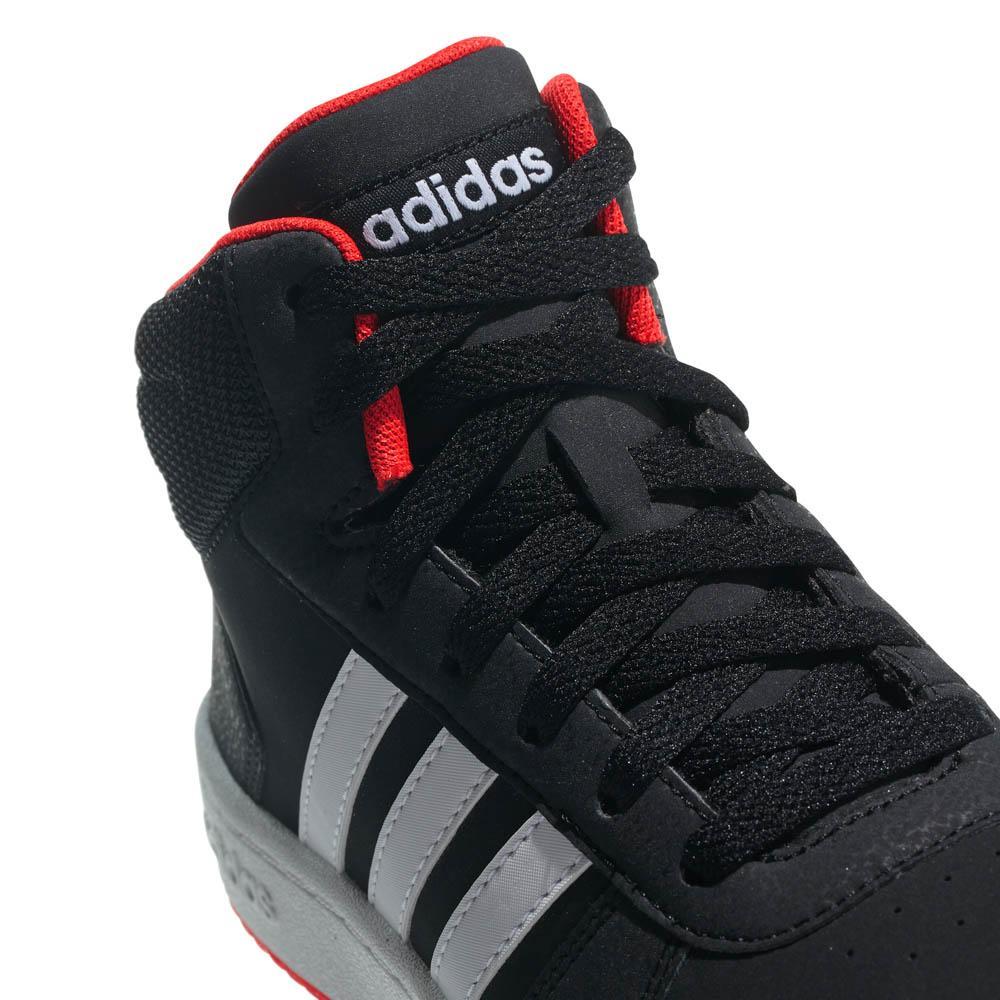 adidas Hoops Mid 2.0 Enfant Noir acheter et offres sur Goalinn