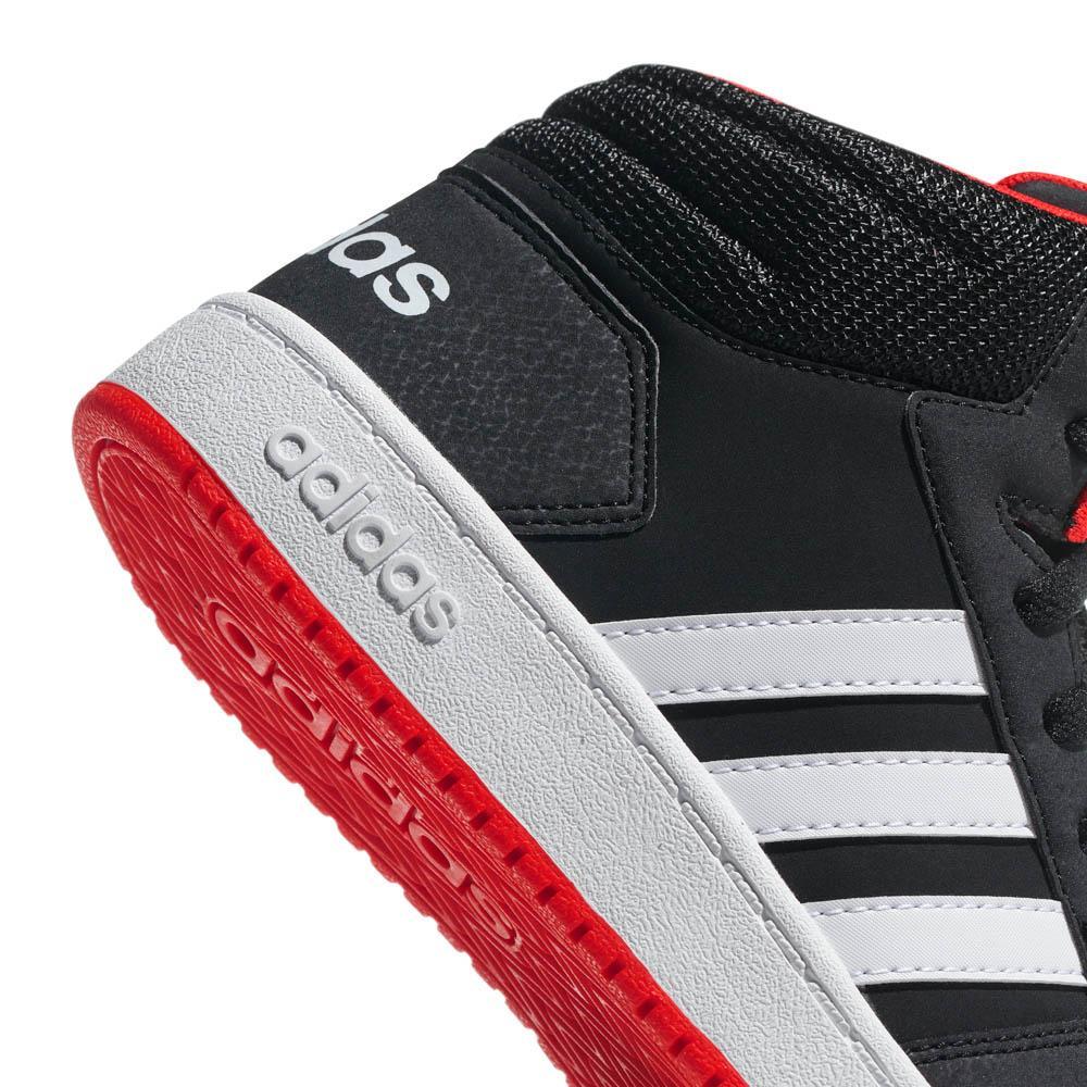adidas Hoops Mid 2.0 I Black buy and offers on Goalinn