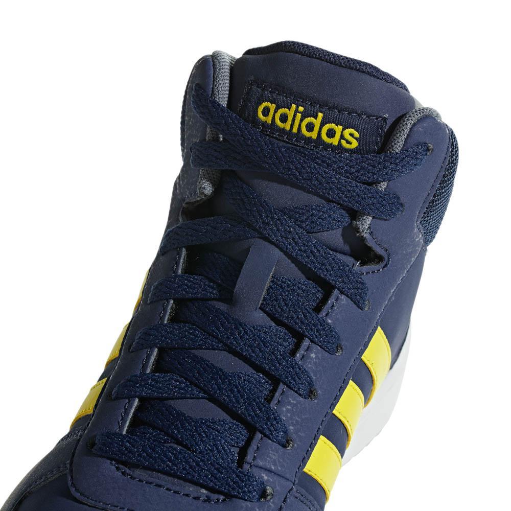 39d738c393a adidas Hoops Mid 2.0 K Blauw kopen en aanbiedingen, Goalinn