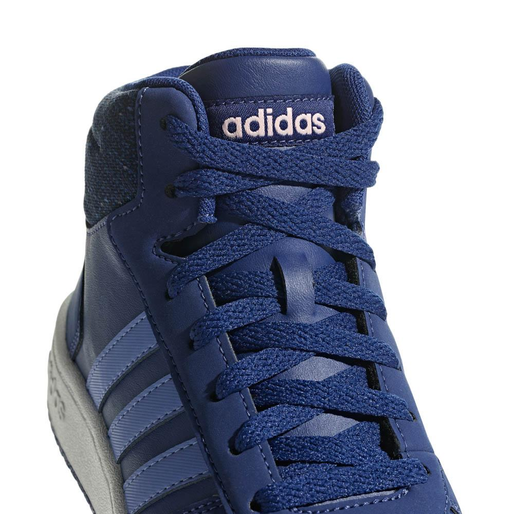 adidas Hoops Mid 2.0 K Blue buy and offers on Goalinn