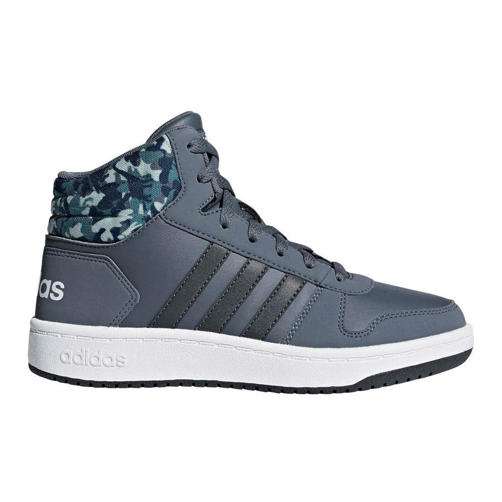 adidas Hoops Mid 2.0 K Grey buy and