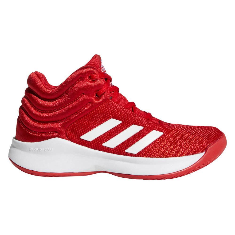 adidas Pro Spark K Rouge acheter et offres sur Goalinn