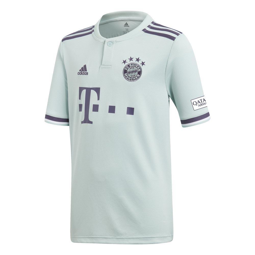 adidas FC Bayern Munich Seconda 18/19 Junior