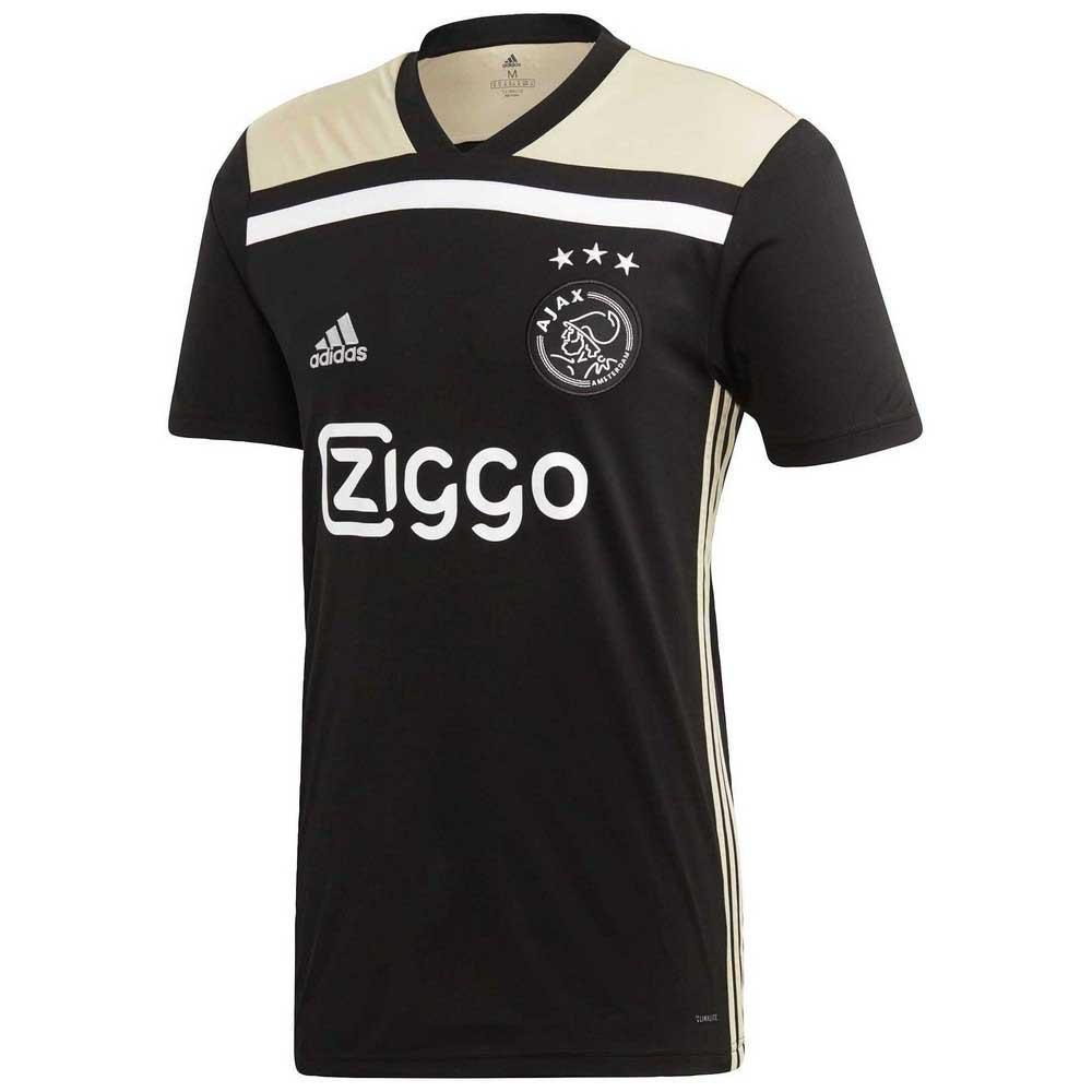 adidas Ajax Away 18 19 Black buy and offers on Goalinn 797775a8f1791