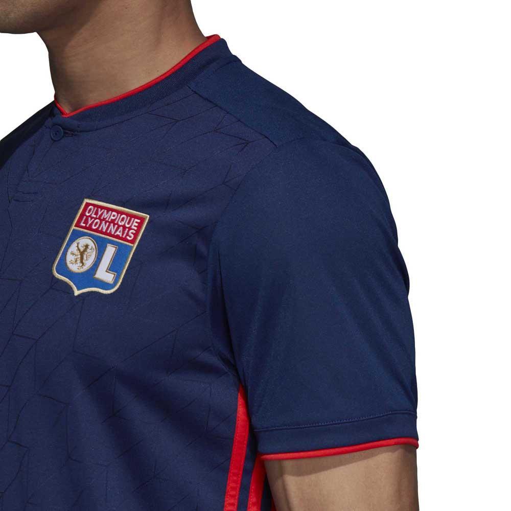 b9cdd89ae Adidas olympique lyon away jersey buy and offers on goalinn jpg 1000x1000 Olympique  lyon jersey
