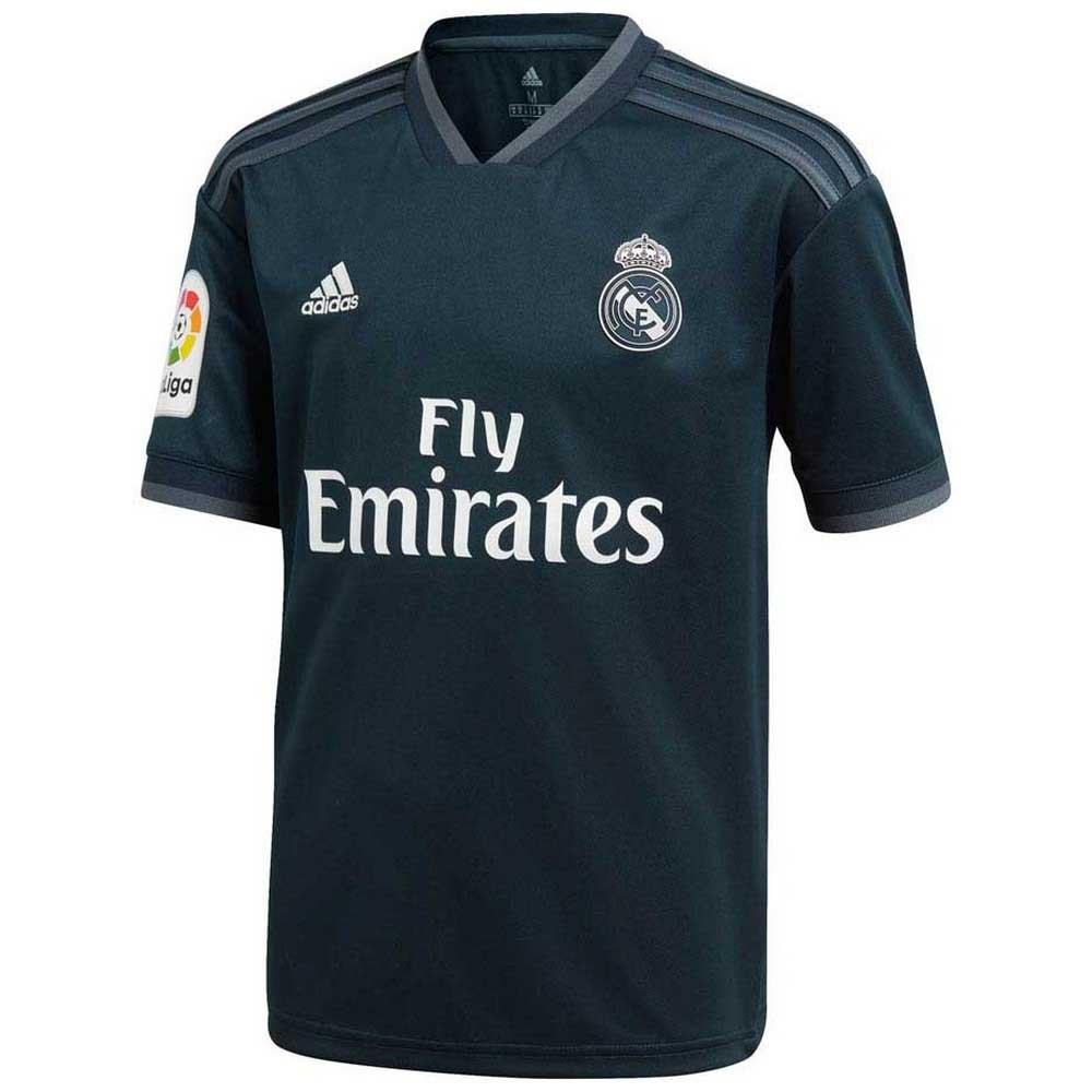 Real Madrid Away Kit 18/19 Junior