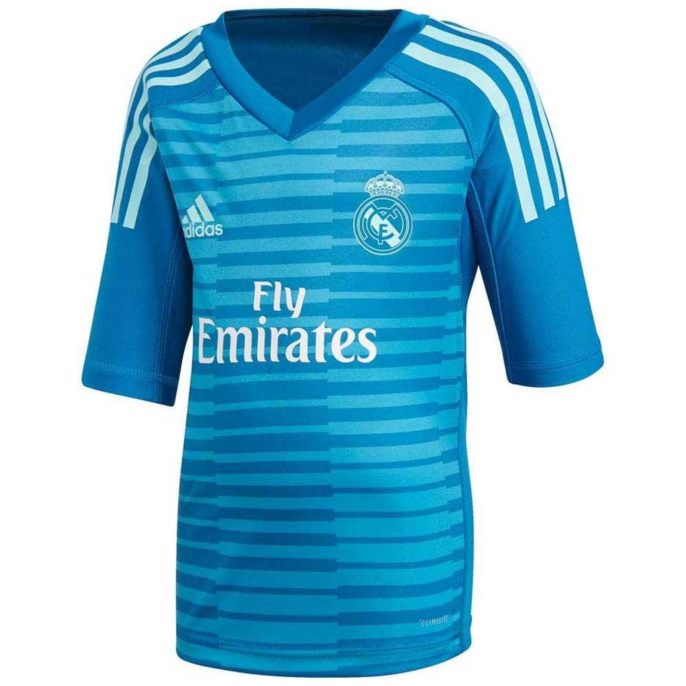 Real Madrid Away Goalkeeper Kit 18/19 Junior