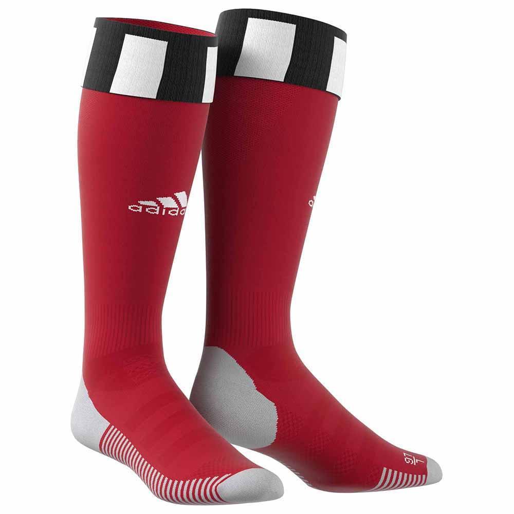 ee4472938 adidas Hamburg SV Away Socks Red buy and offers on Goalinn