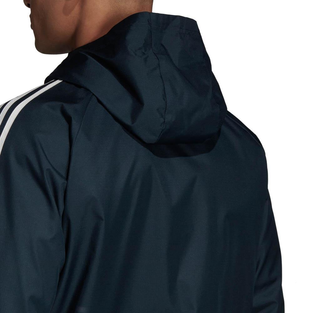 Adidas Real Madrid Rain Jacket Blue Buy And Offers On Goalinn