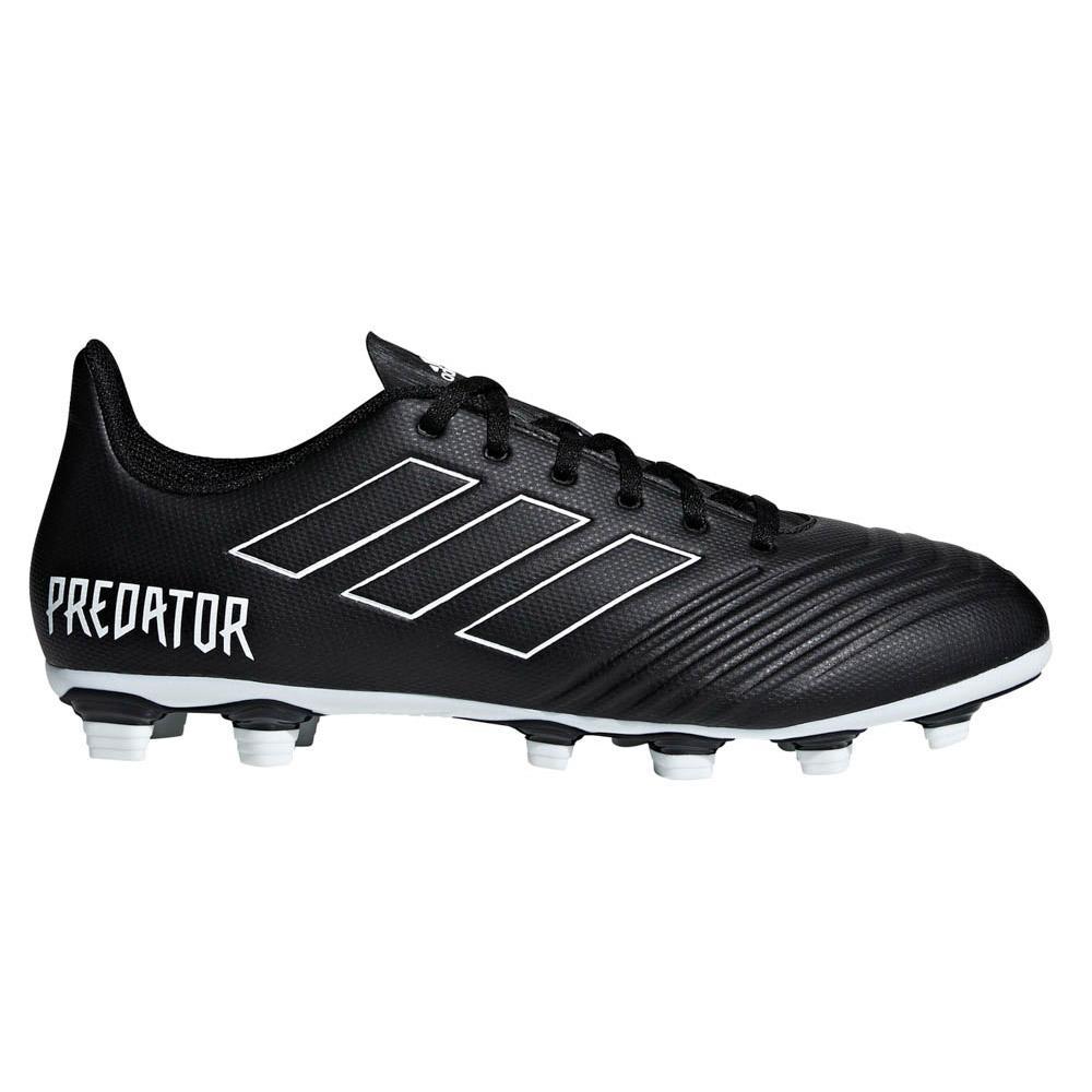antiguo molécula Momento  adidas Predator 18.4 FXG Black buy and offers on Goalinn