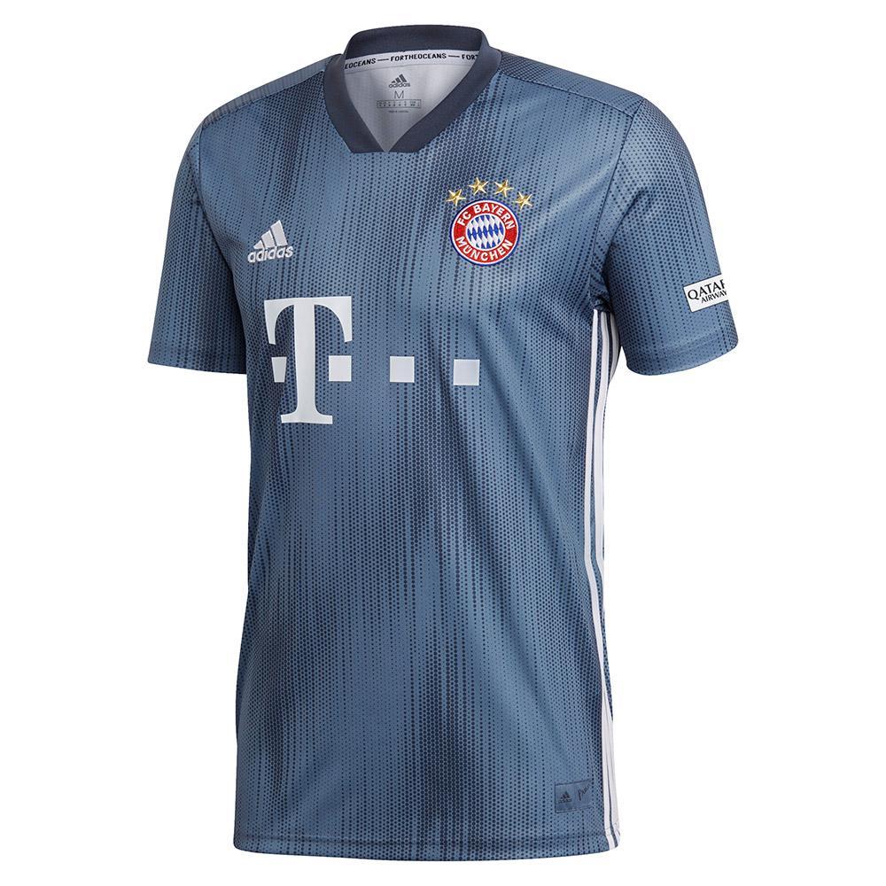adidas FC Bayern Munich 3rd 1819 Blå kjøp og tilbud